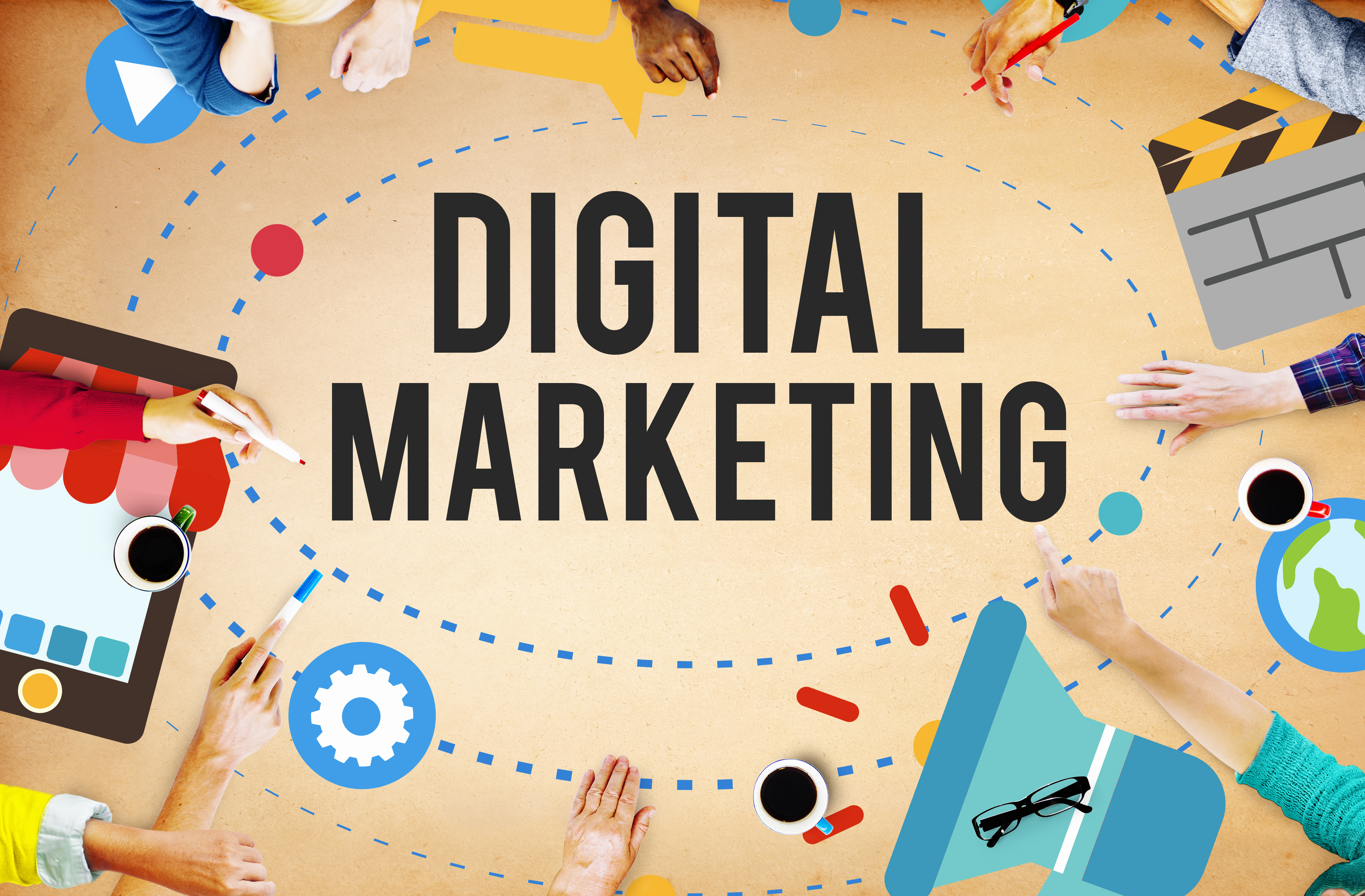 MOST EFFECTIVE DIGITAL MARKETING CHANNELS